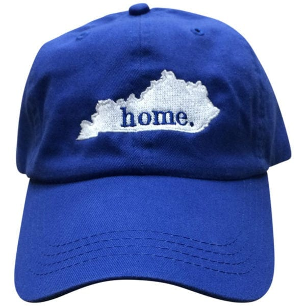 Kentucky Home Hat Blue