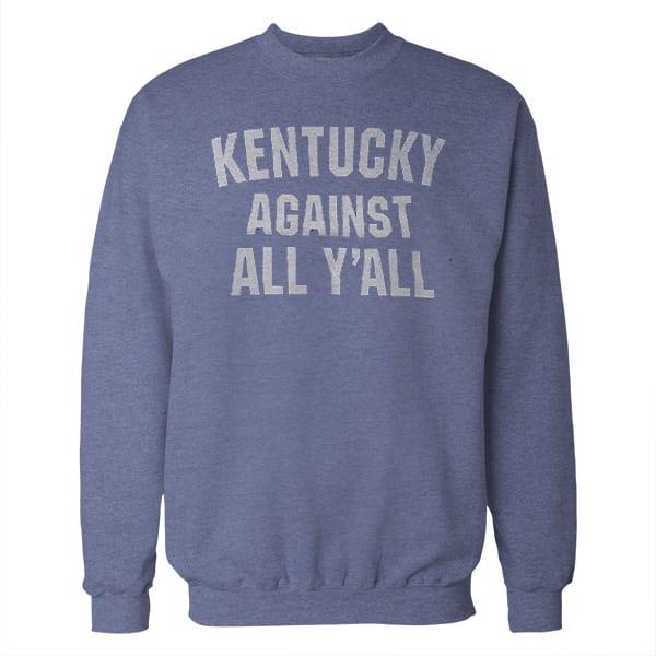 KY Against All Yall Crw Fleece