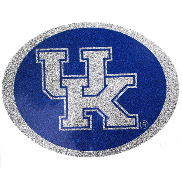 UK 8″ Oval Decal