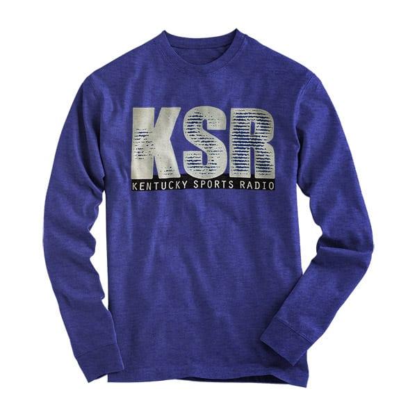 KSR Logo L/S Tee