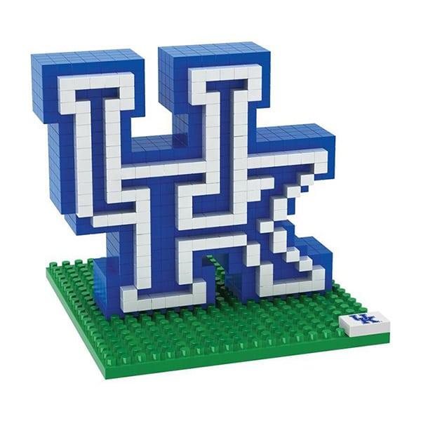 UK Logo 3D Brixlz