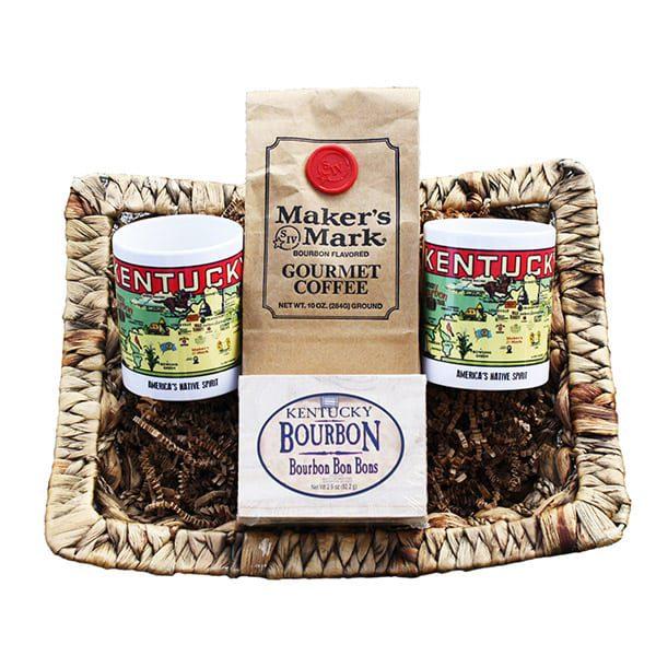Bourbon Trail Coffee Basket