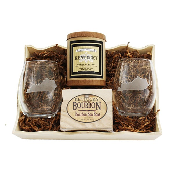 Wine & Relaxation Gift Basket