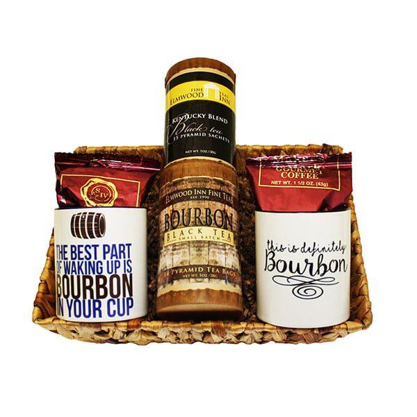 KY Coffee & Tea Gift Basket