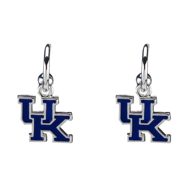 UK Dangle logo earring KY