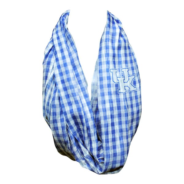 UK Gingham Scarf