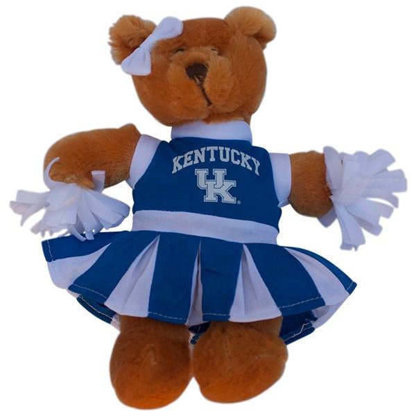 UK cheerleader bears