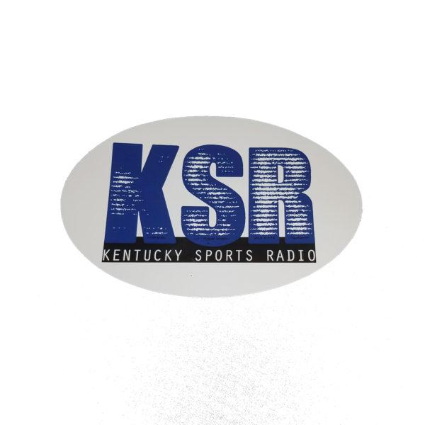 KSR Decal – upper right
