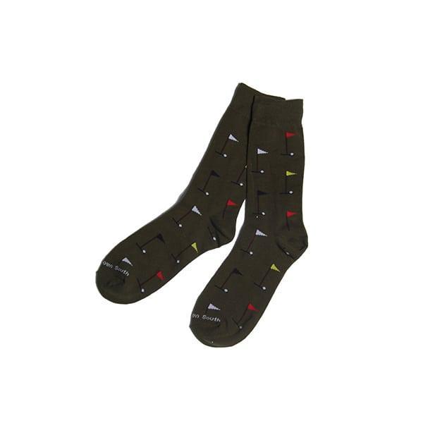 Hole in One Socks