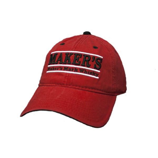 Maker's Mark Hat w/ Bar Logo
