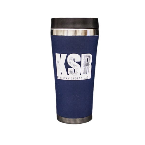 KSR JV Travel Tumbler