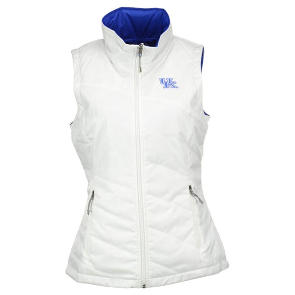 UK Lds Powder Puff Vest