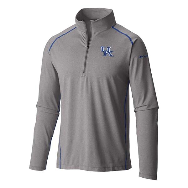 UK Tuk Mountain Half Zip Shirt