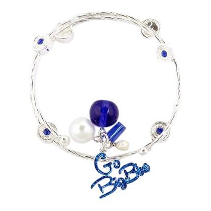 UK Slogan Bracelet