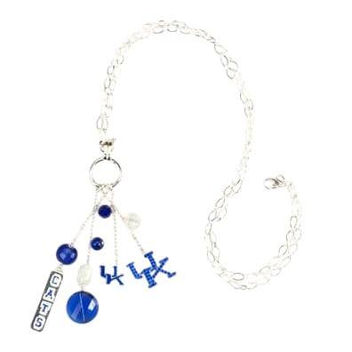 UK Toggle Charm Necklace