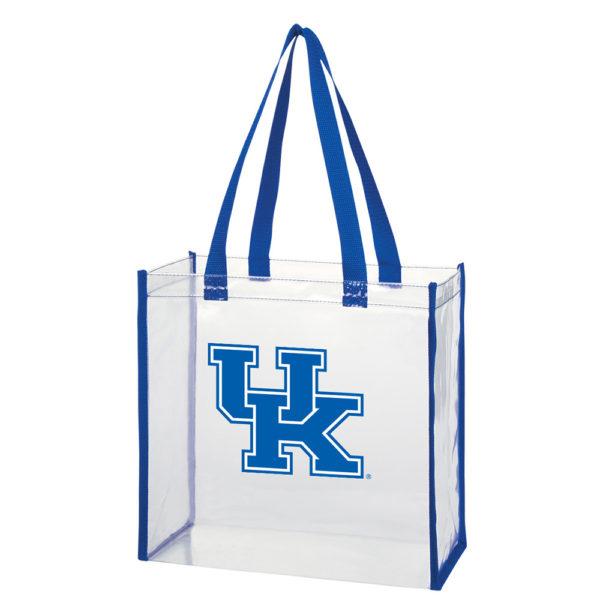 UK Clear Tote Bag