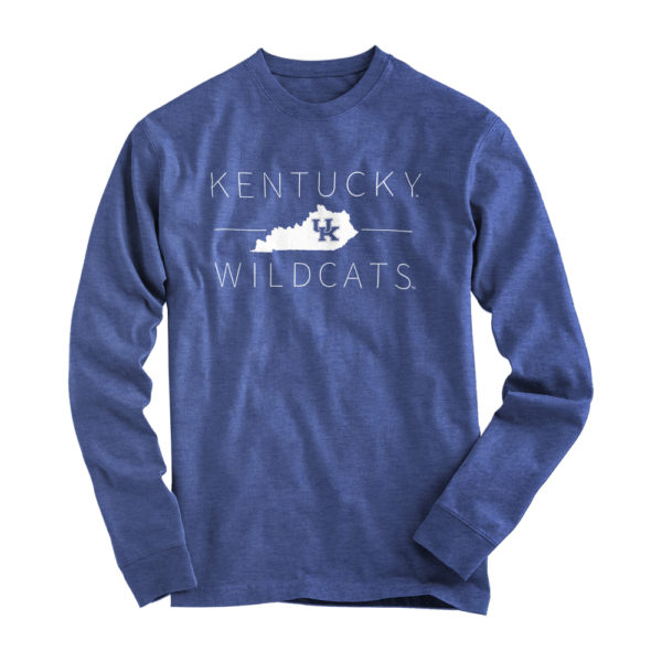 UK L/S State Lines Tee