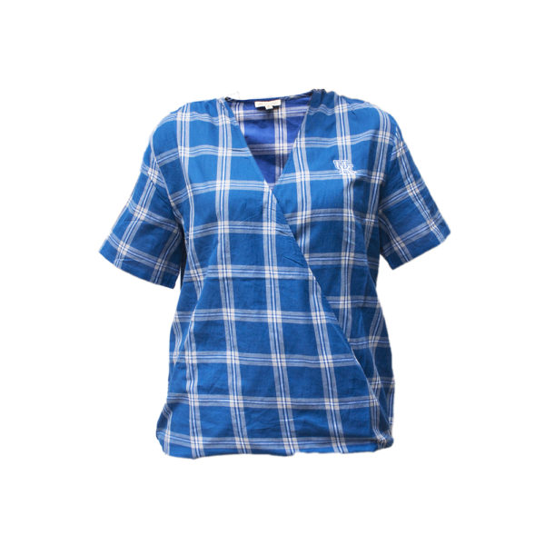 UK Short Sleeve Plaid