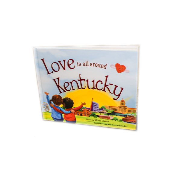 Love is All Around KY Book