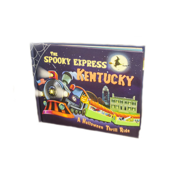 Spooky Express KY Book