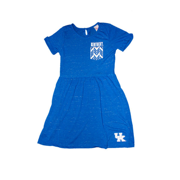 UK Girls Warm-Up Dress