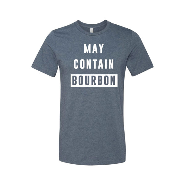 S/S May Contain Bourbon Tee