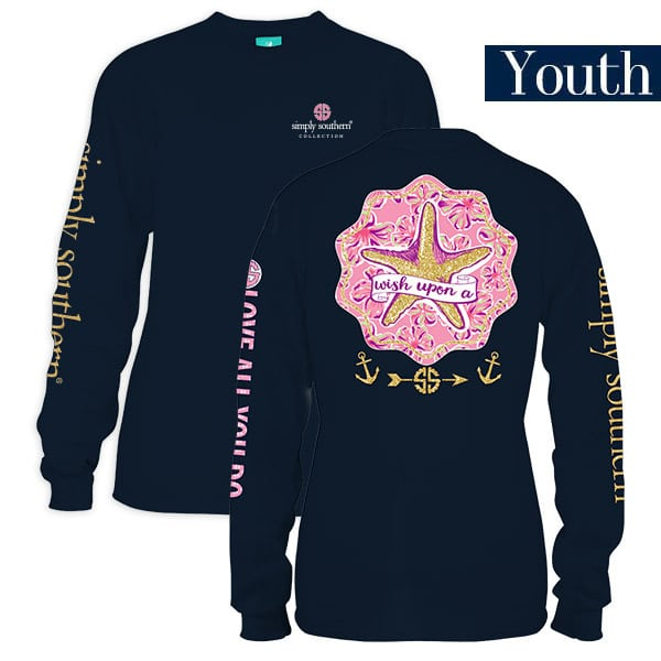 SS Youth Wish Upon Star L/S