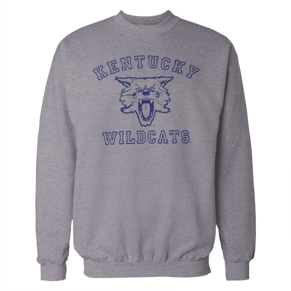 UK Vault Wildcats Crew Fleece