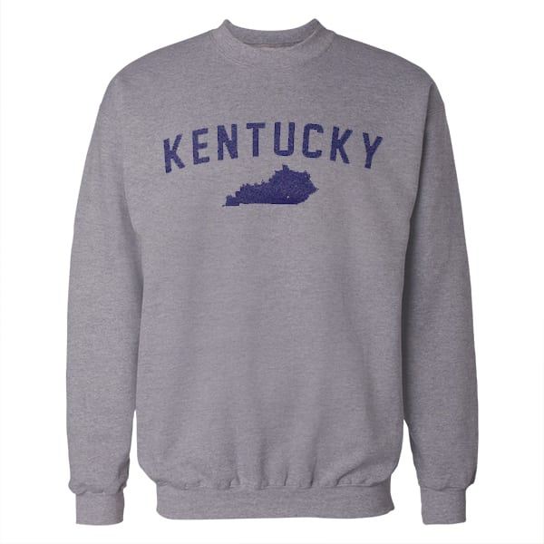 KY Arch State Crew Fleece