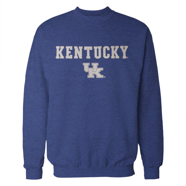 UK Straight Font Crew Fleece