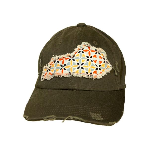KY State Geo Sphere Dist Hat