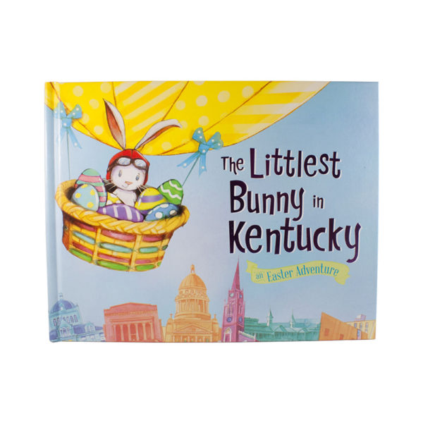 Littlest Bunny in KY Book