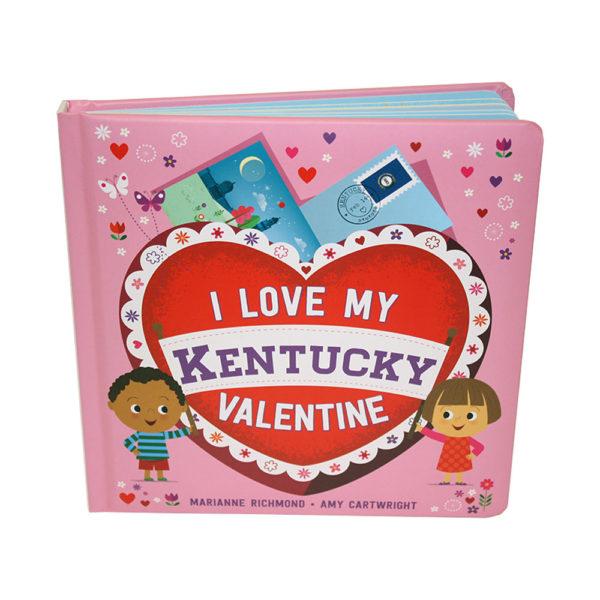 KY I Love My Valentine Book