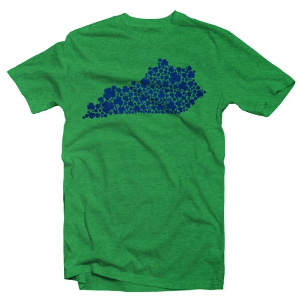 KY Shamrock State S/S Tee