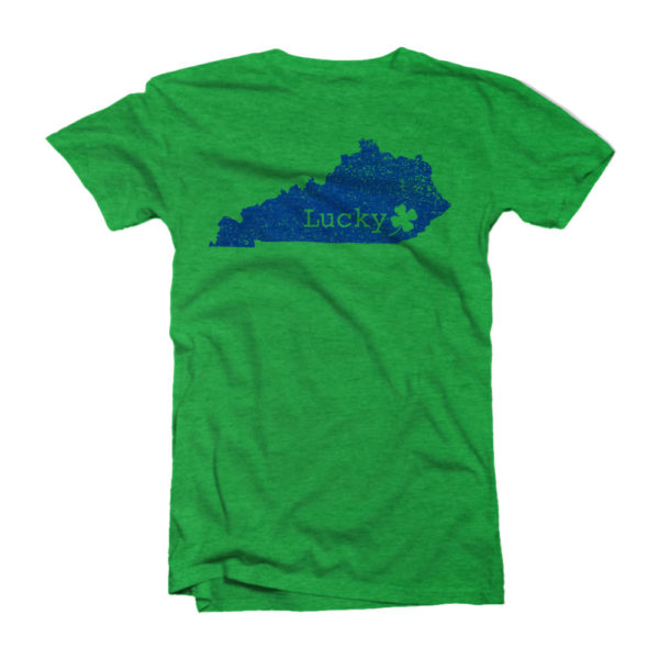 KY S/S Ladies Lucky State Tee