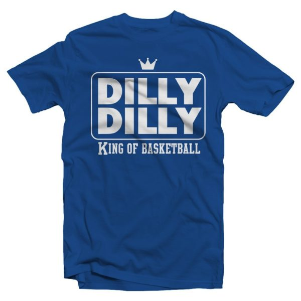 S/S Dilly Dilly King of BBall