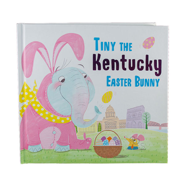Tiny the KY Easter Bunny Book