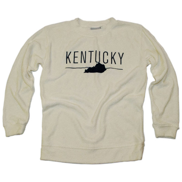 Kentucky Cozy Fleece Crew