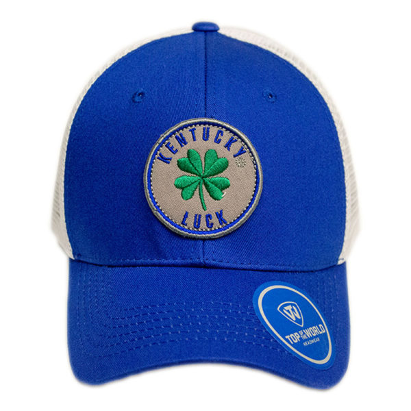 UK Luck City Patch Hat