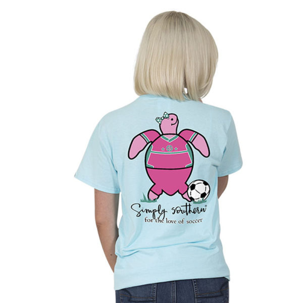SS Save Turtles Soccer S/S