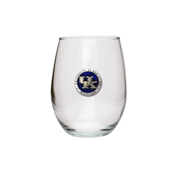 UK Stemless Wine Goblet