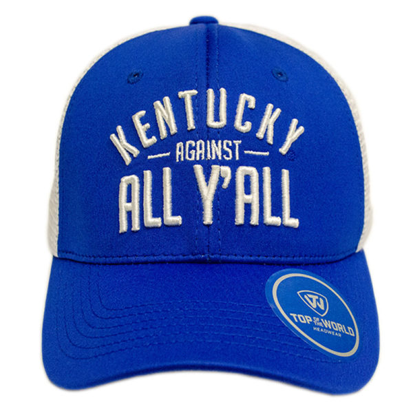 KY Against All Y'all Mesh Hat