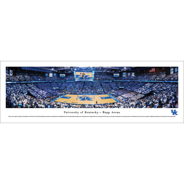 UK Basketball Unframed