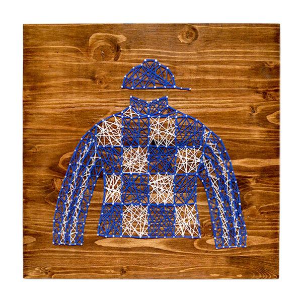 Jockey Silk String Board