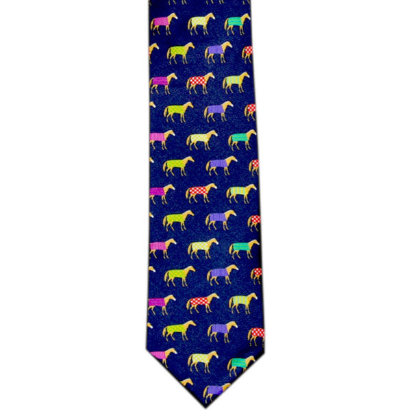 Horse Blanket Neck Tie