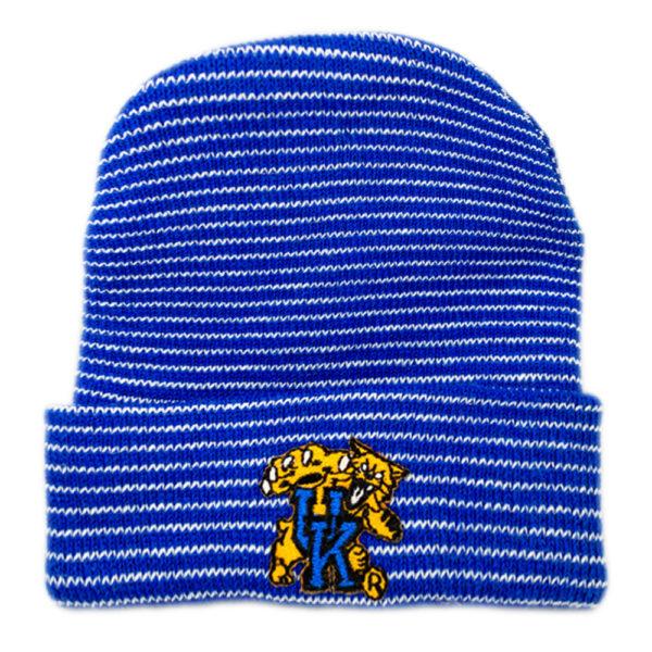 UK Stripe Knit Cap
