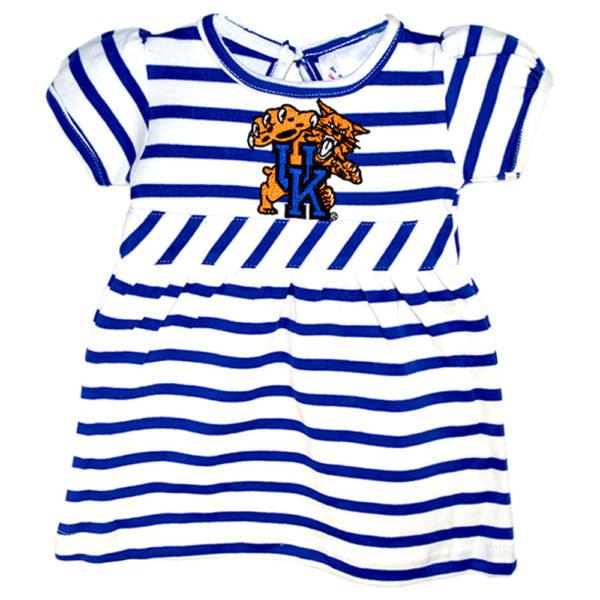 UK Infant Stripe Dress