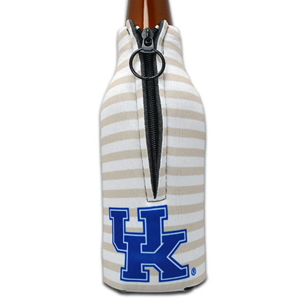 UK State Stripe Bottle Koozie