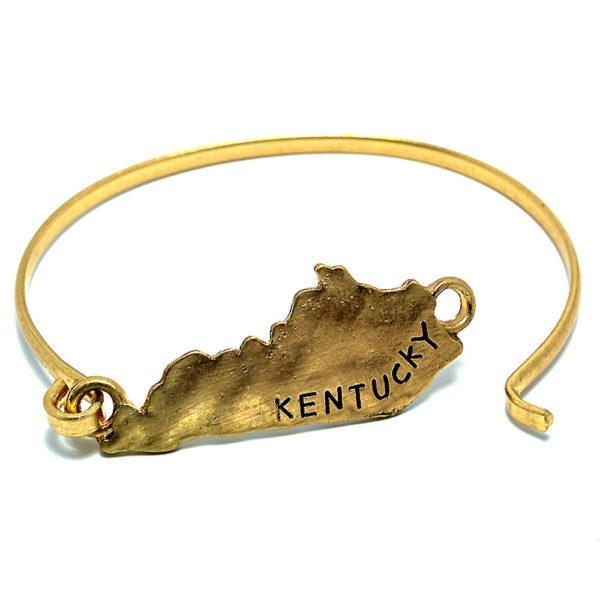 KY Gold State Bracelet