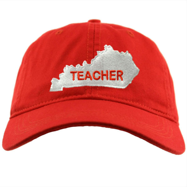 KY Teacher Hat